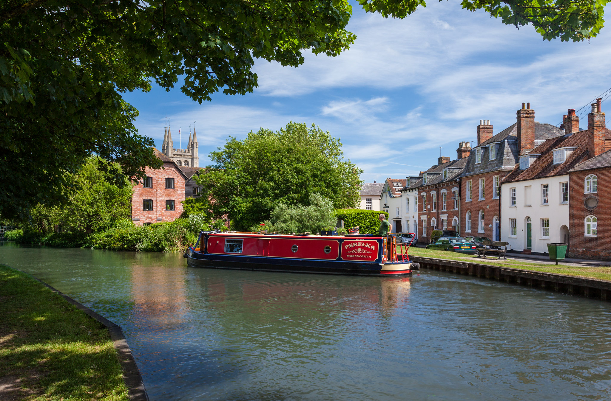 A Guide to Canal Boating