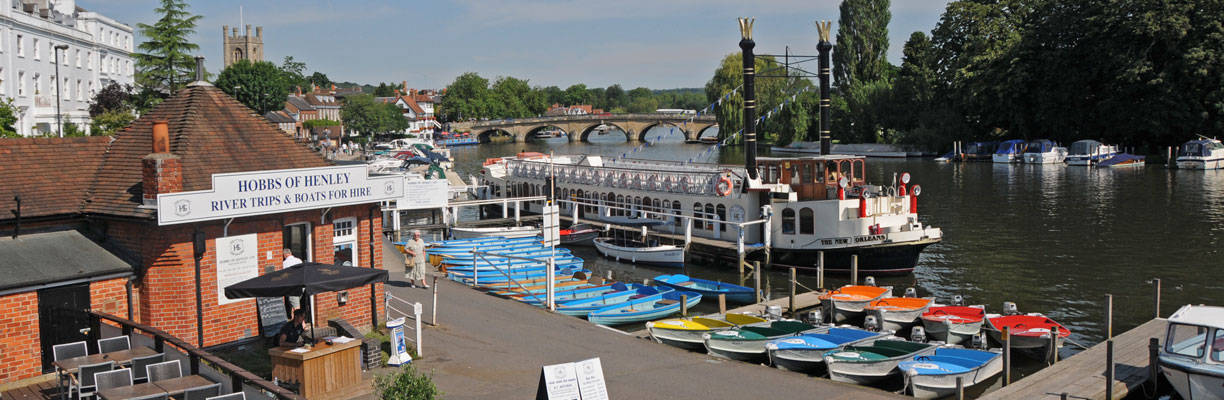 Hobbs of Henley Boatyard