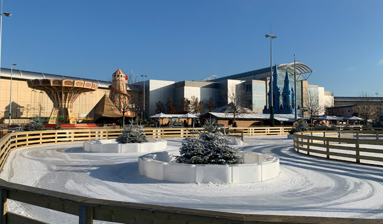 Winter Wonderland At The Mall Cribbs Causeway Great West Way