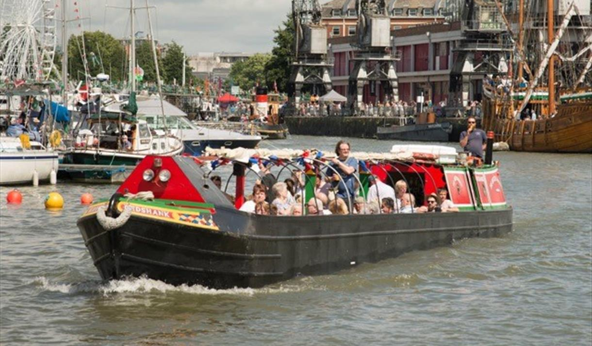 Bristol Packet Boat Trips - Great West Way