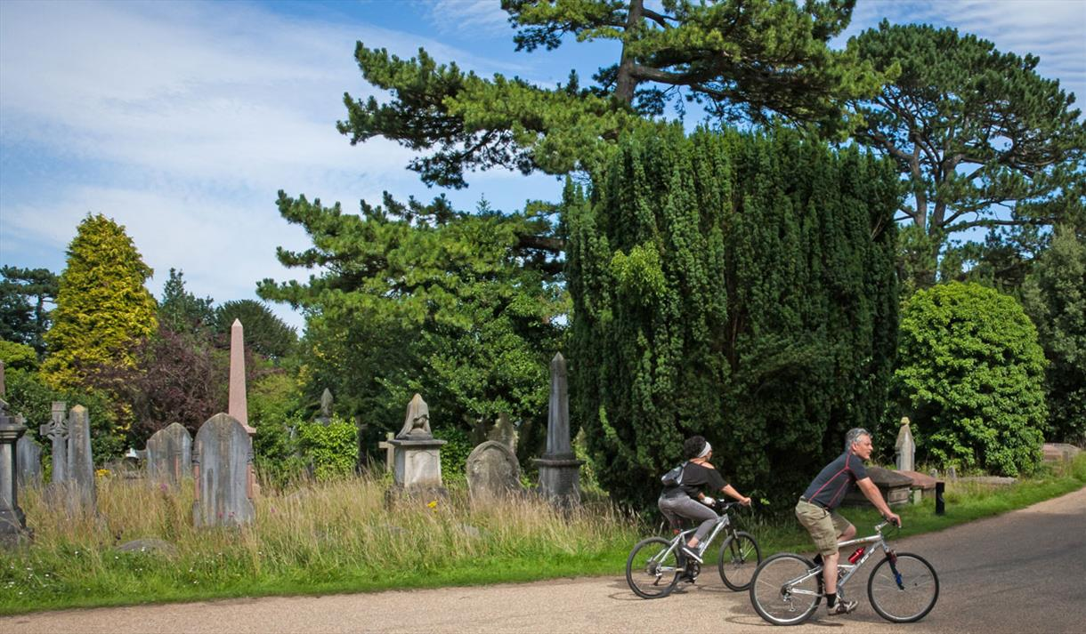 Arnos Vale Cemetry - Great West Way