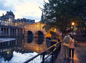 | Pulteney Bridge, Bath