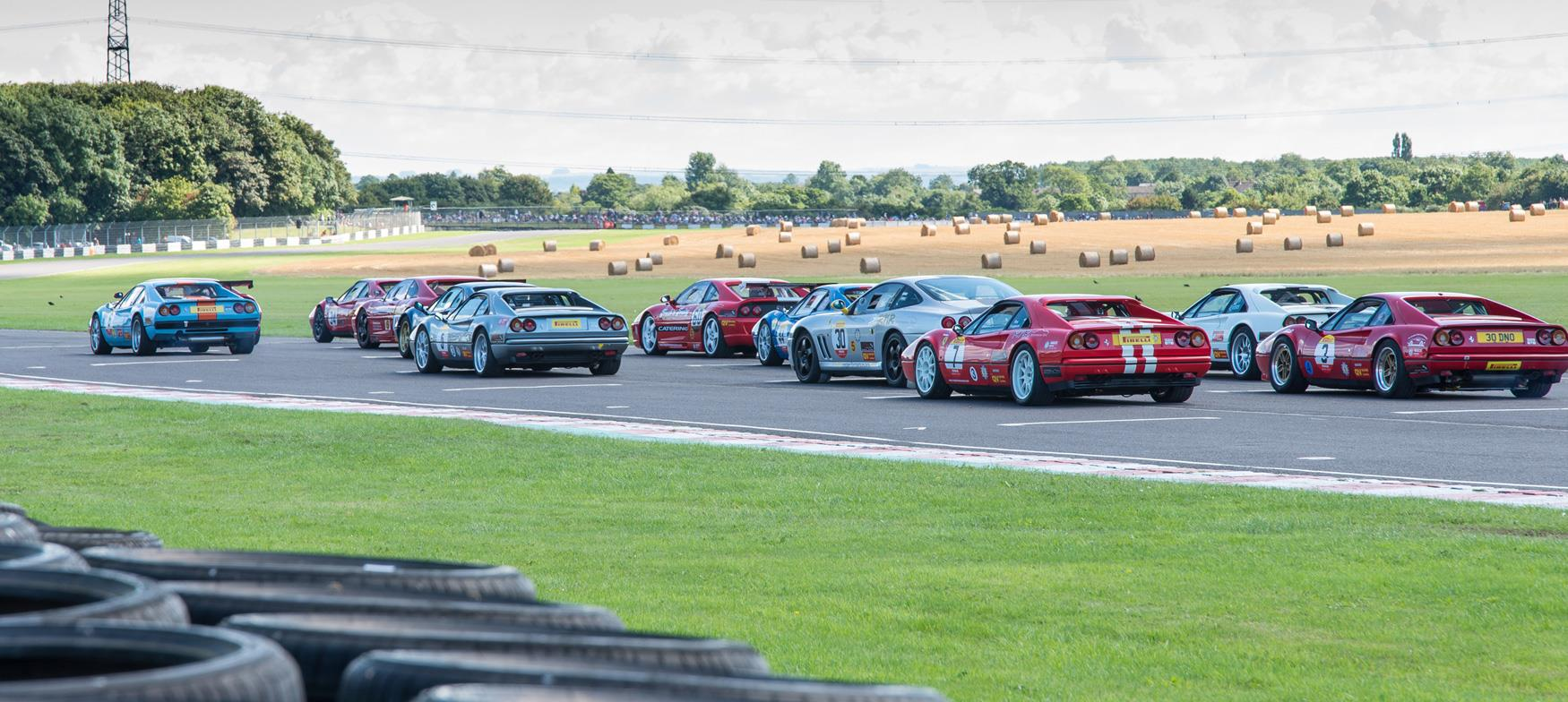 Feel the Need for Speed at Castle Combe Circuit