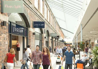 McArthurGlen Swindon Designer Outlet
