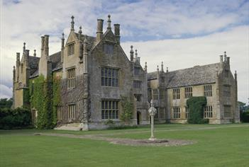 Barrington Court, Ilminster