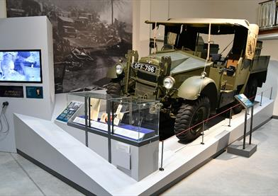 Morris and Wally Harris Display, REME
