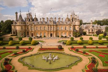 Afternoon Tea at Waddesdon Manor