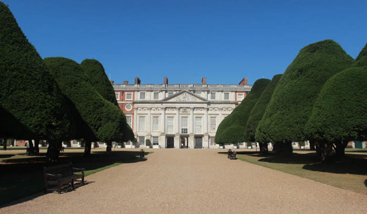 Hampton Court Palace East Front