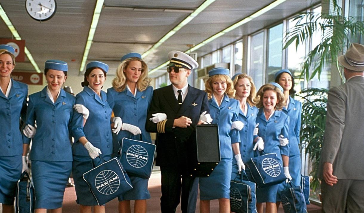 Bristol Film Festival: Catch Me If You Can at Aerospace Bristol