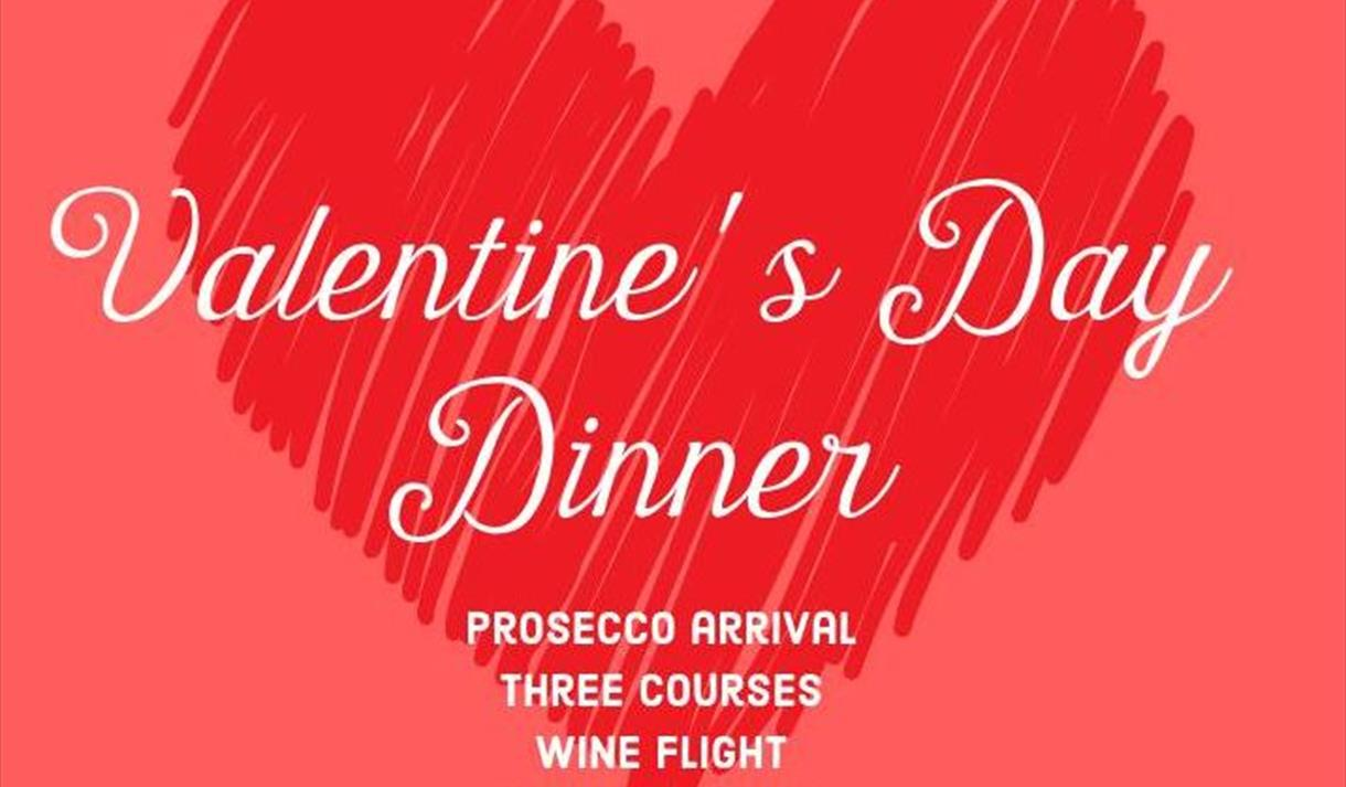 Valentine's Day Dinner at Prince Street Social