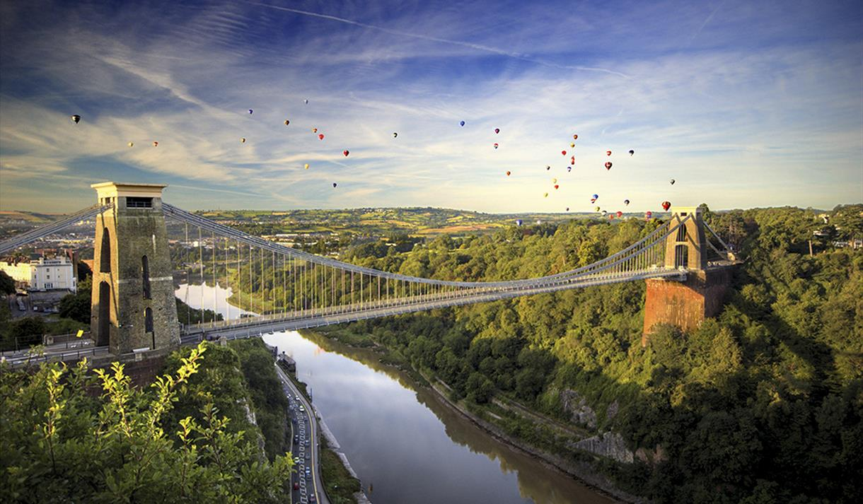 Clifton Suspension Bridge (Credit Gary Newman)