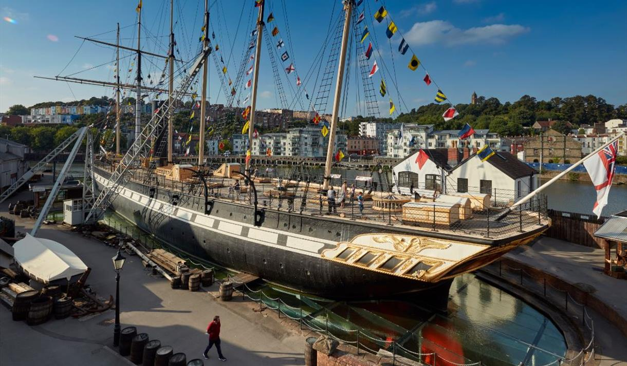 Brunel's SS Great Britain Bristol