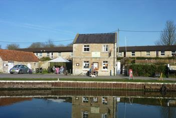 Kennet and Avon Canal Trust Cafe, Bradford on Avon